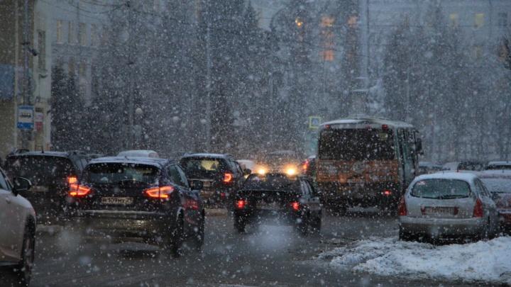23 февраля в Архангельской области объявили штормовое предупреждение