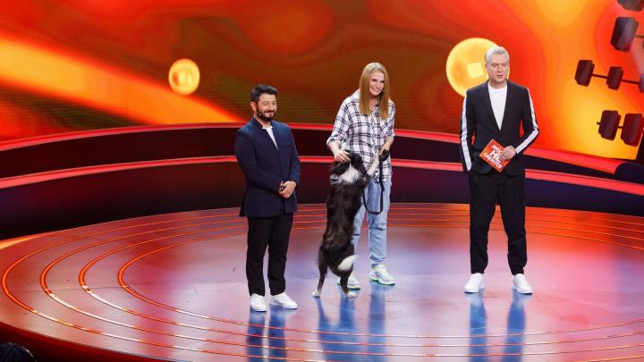 Пермячка-стендапер и ее пес выиграли в шоу «Русские не смеются» 100 тысяч рублей