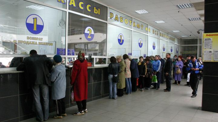 В Челябинске отменили автобусные рейсы в Казахстан