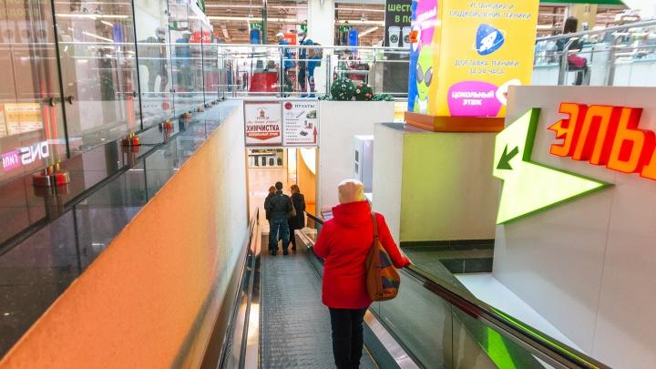 В самарских ТЦ предложили установить графики посещения магазинов