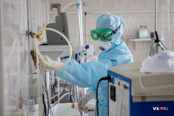 В Ярославской области вдвое увеличилось общее количество больных в тяжелом и крайне тяжелом состоянии