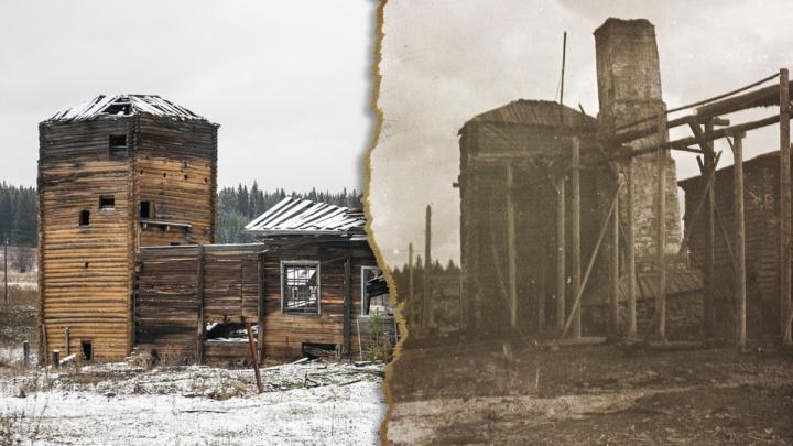 От процветающего предприятия до деревянных развалин: история 380-летнего солеваренного завода