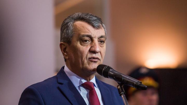 Сергей Меняйло объяснил, почему Новосибирская область осталась без субсидий на поддержку малого бизнеса