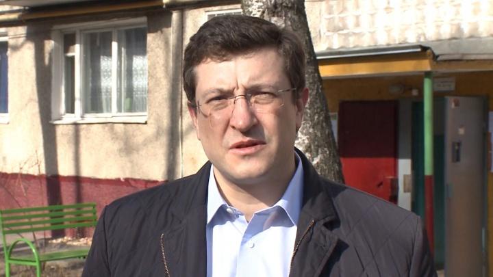 Видео дня. Глеб Никитин обратился к нижегородцам по ситуации с коронавирусом на сегодняшний день