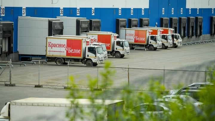 Санврачи рассказали, какие нарушения нашли в магазинах «Красного и Белого» после вспышки COVID-19 на складе