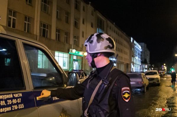 В полиции опровергли сообщения о нападениях на людей