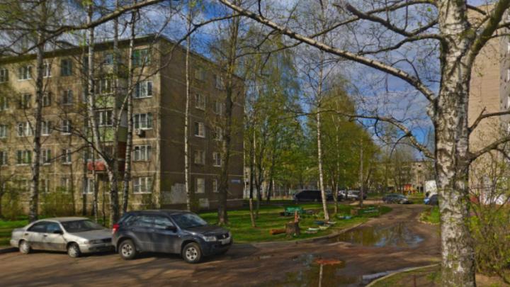 Из-за потопа в Ярославле коммунальщики отключили воду в детском саду. Видео с места ЧП