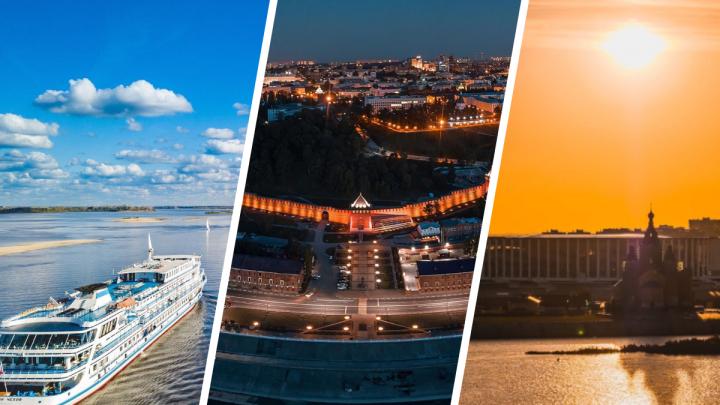 Лучшие фото этой недели: безмятежность на воде, яркий кремль и тёплый закат