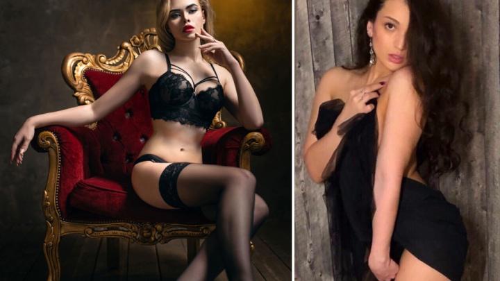 Роковая брюнетка и одна из красивейших моделей. Смотрим фото тюменок, раздевшихся для Maxim