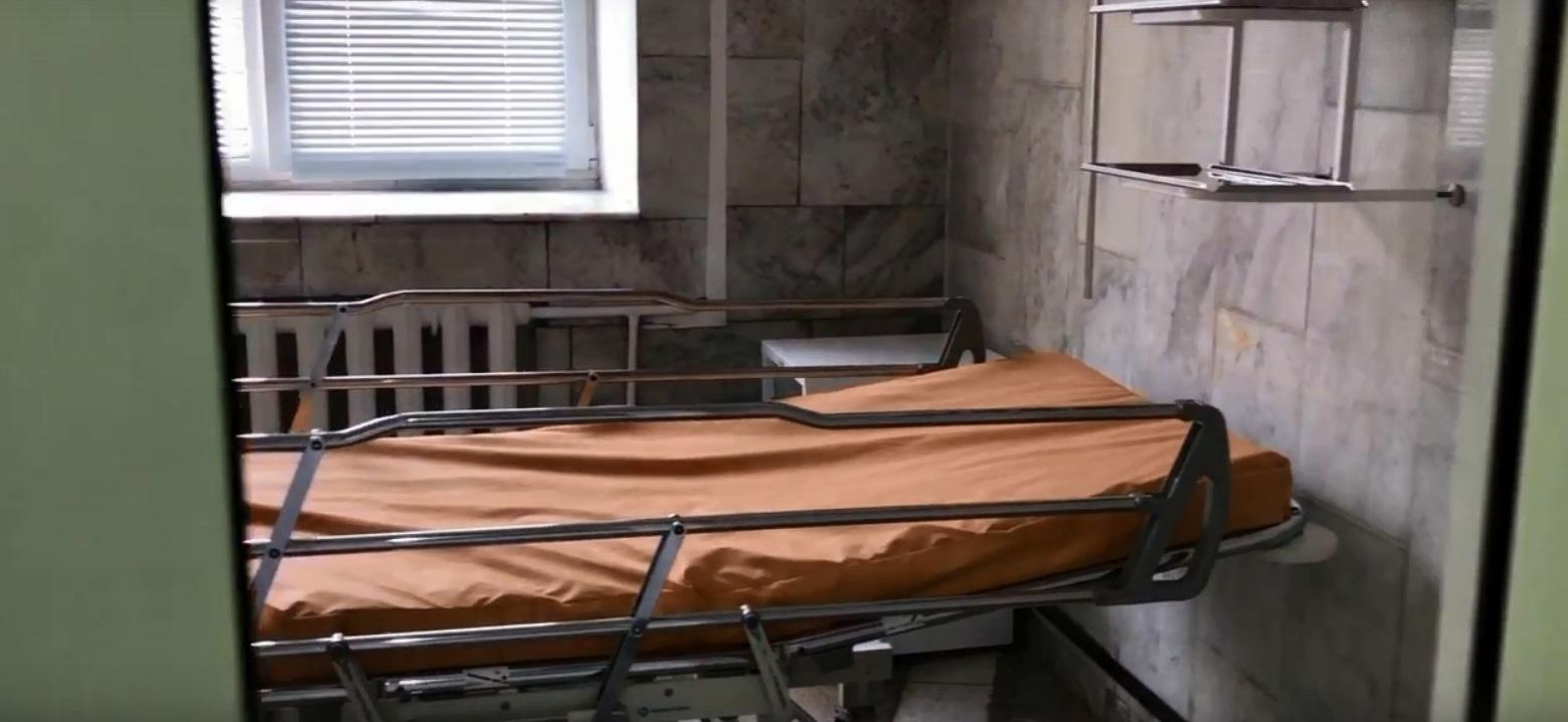 Так выглядит палата для больных