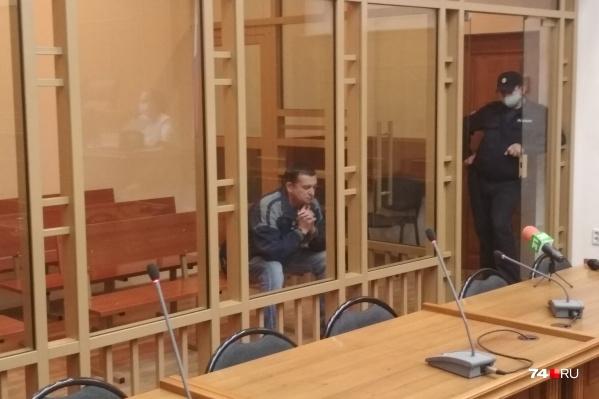 Азат Зарипов признан вменяемым, но будет наблюдаться у психиатра в исправительном учреждении