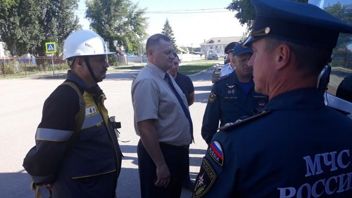 В оставленной жителями Подстепновке организовали дежурство полиции