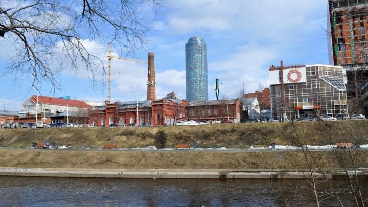 В Екатеринбурге под офисы продают электростанцию, которую в XIX веке построили купцы
