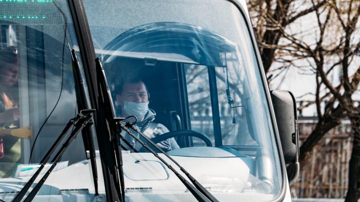 Водителям разрешили останавливать автобусы, если в салоне пассажир без маски