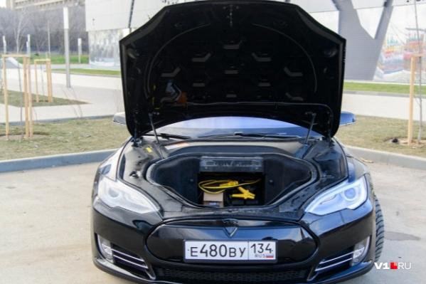 На Tesla льгота нового закона не распространяется