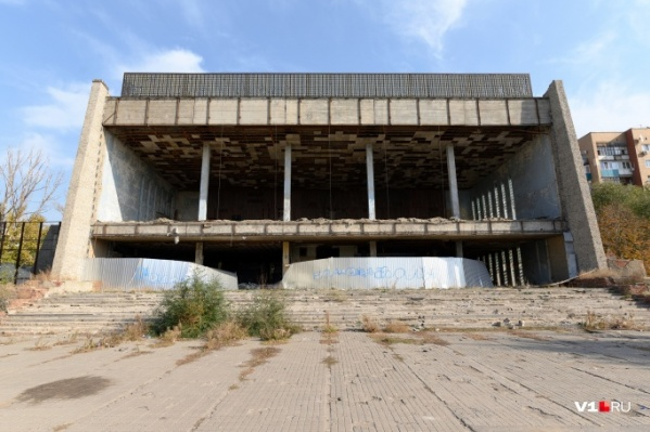 Когда-то «Юбилейный» был самым большим кинотеатром Волгограда