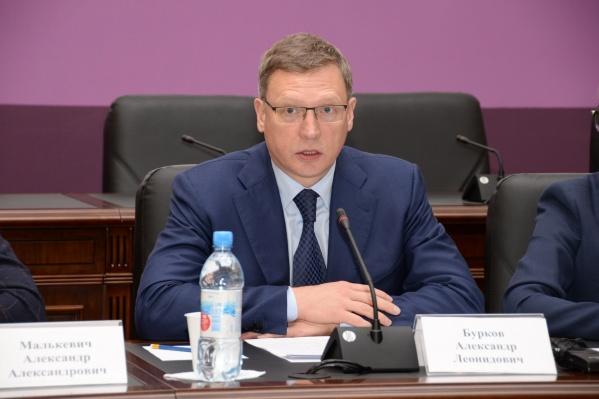 Омский губернатор пожаловался на то, что у областного правительства нет полного видения ситуации на рынке связи