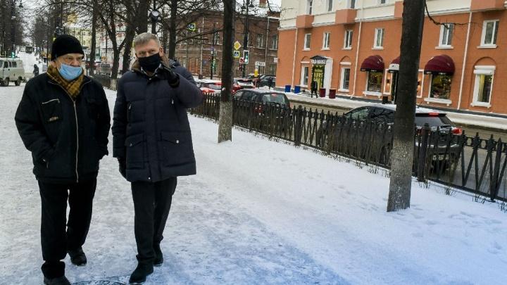 На Комсомольском проспекте отремонтировали фасады 19 домов