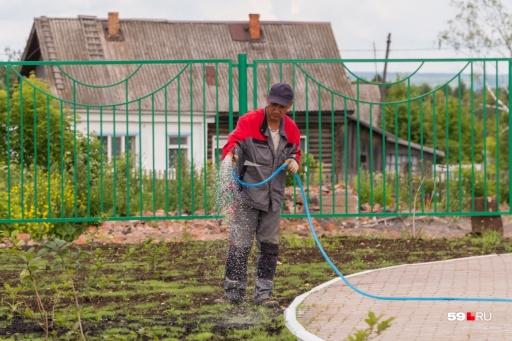 В Шумихе приведут в порядок дополнительные скважины, чтобы жители бесперебойно получали воду