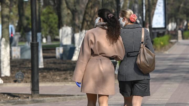 Коронавирус в Ростове: итоги дня, 17 мая