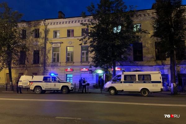 Инцидент произошёл в продуктовом магазине на Советской улице