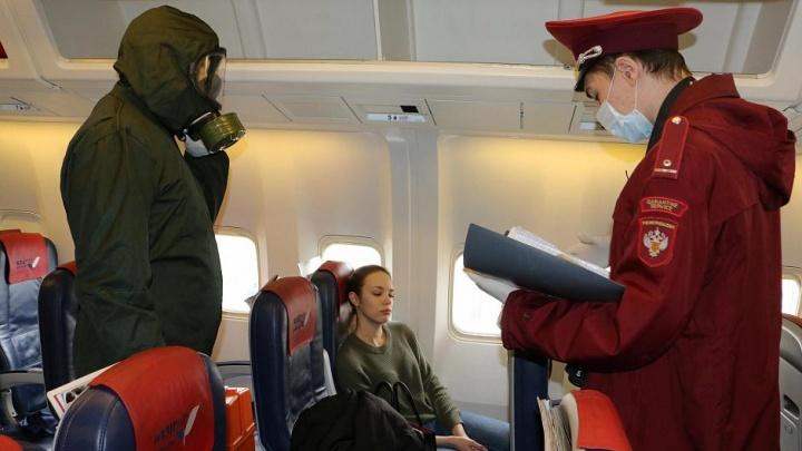 На вывозном рейсе из Таиланда прилетели двое больных волгоградцев