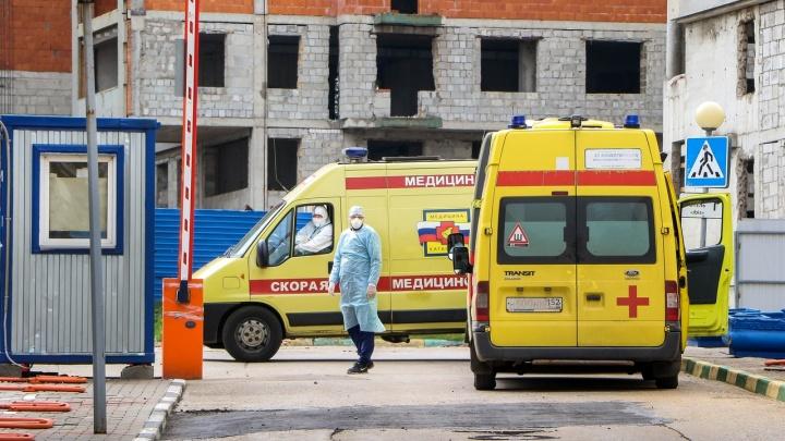 За последние сутки ещё 219 человек заразились коронавирусом в Нижегородской области