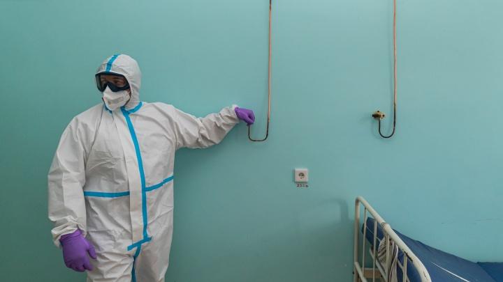 В Ярославле разворачивают сотни новых коек под пациентов с COVID: когда и куда повезут заражённых