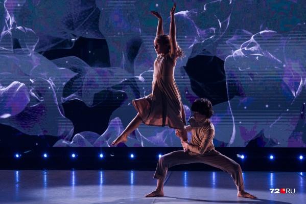 Артем и Лена обошли больше 6000 претендентов на участие в танцевальном телепроекте. Смотреть выступление и болеть за юных тюменцев вы можете в субботу, 3 октября, в 17:30