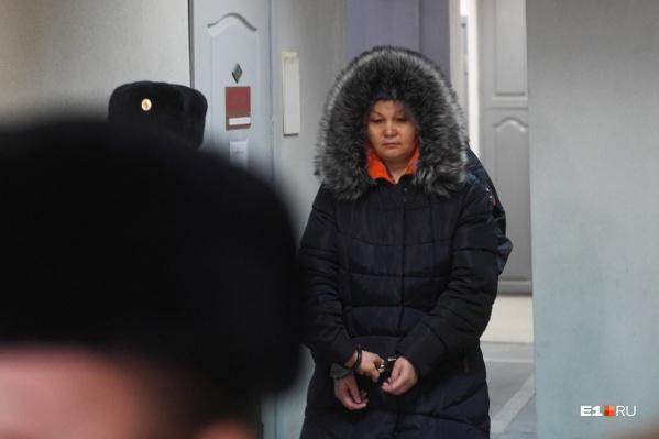 Земфира Гайнуллина в Ленинском районном суде