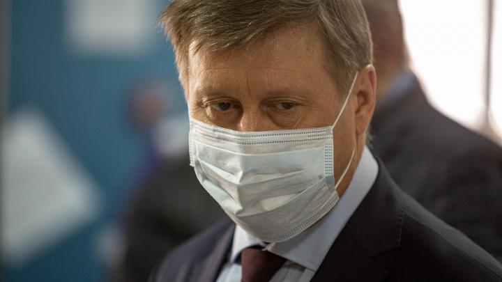 Мэр подготовил Новосибирск к введению электронных пропусков