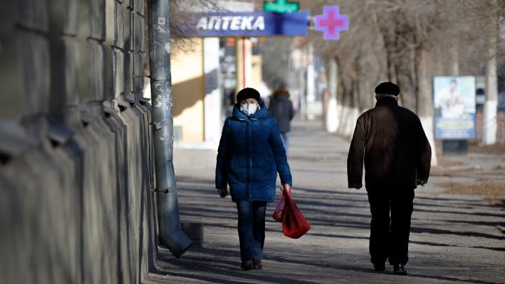 В Волгограде — новый коронавирусный рекорд: заразились 252 человека, умерли пятеро