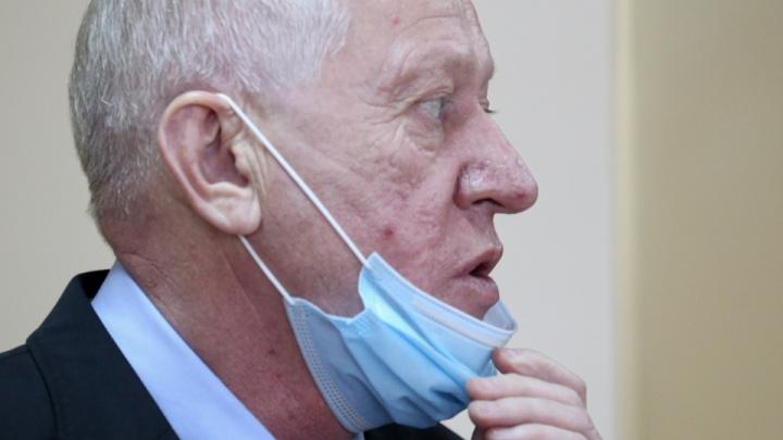 Облсуд рассмотрел жалобы на приговор экс-главе Челябинска Евгению Тефтелеву