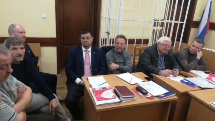 Архангельский областной суд оставил без изменений приговор активистам Шиеса по «делу экскаваторщика»