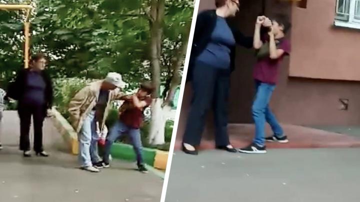 «Я защищала сына»: в Самаре сотрудница прокуратуры попала под проверку из-за дворовых разборок