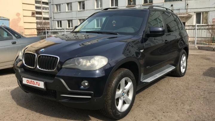 Для чётких парней: топ-5 внедорожников BMW X5 за 1 миллион. Смотрим — битые со скрученным пробегом или нет