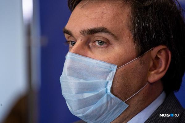 Депутаты поблагодарили министра здравоохранения и врачей за работу в нынешней эпидемиологической ситуации