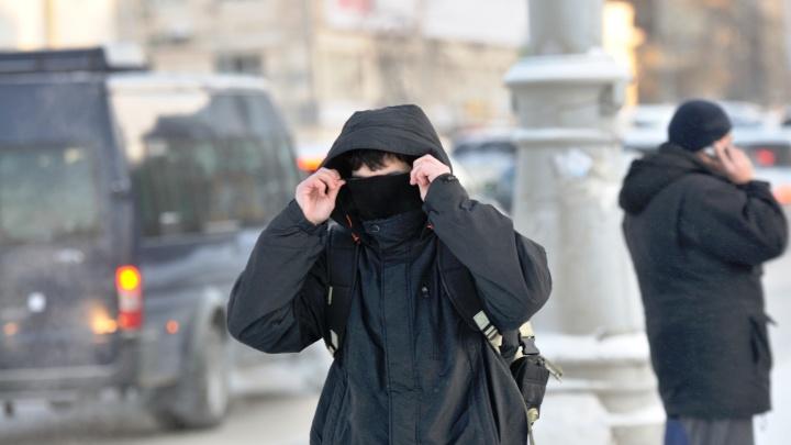 Екатеринбург на все выходные затянет смогом