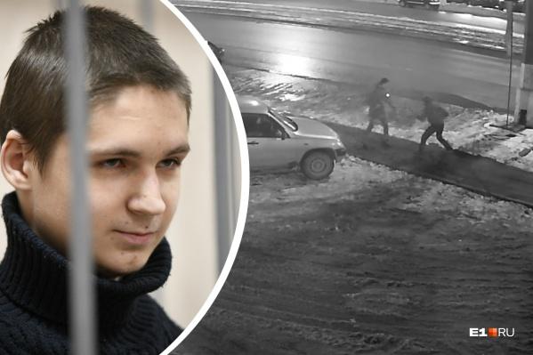 Лев Романов ударил школьницу ножом, а когда уходил с места преступления, пытался пырнуть и ее друга