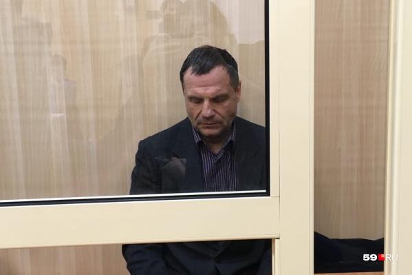 Андрей Ковтун ранее занимал пост министра территориальной безопасности Пермского края
