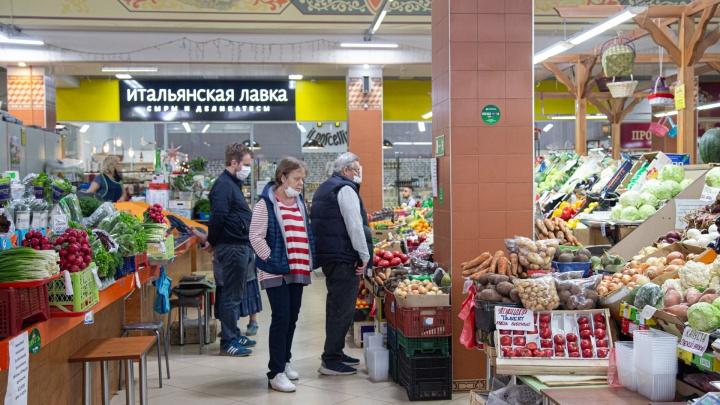 Полиция Челябинска заявила, что со вторника в магазинах начнут штрафовать покупателей без масок