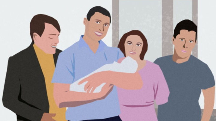 «Приходится играть в Штирлица»: как гей-пары Екатеринбурга живут и воспитывают детей