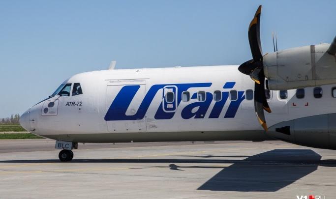 До конца месяца, а там видно будет: авиакомпания Utair продлила отмену рейсов из Волгограда