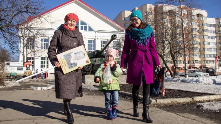 В Архангельске хотят обустроить Аллею Славы с 14 бюстами героям войны