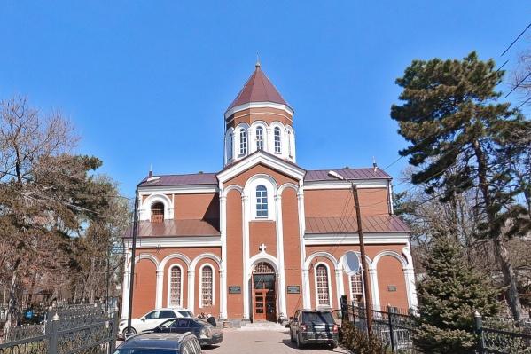 Ведомство и церковь спорят о земле с 2009 года