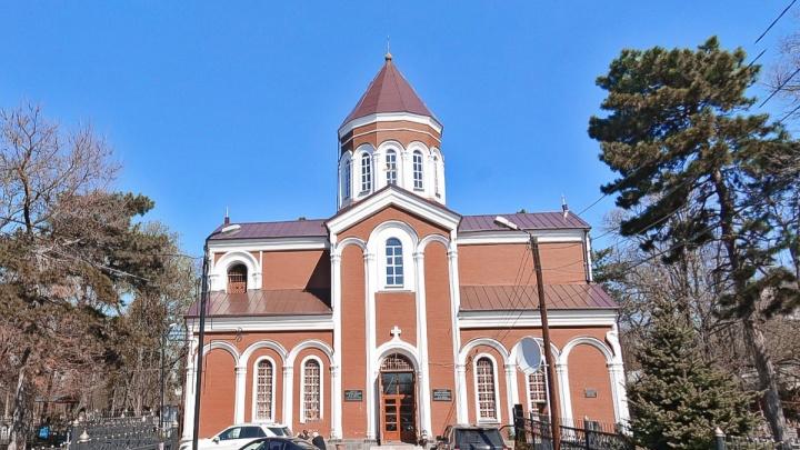 Церковь в Нахичевани проиграла суд с Минобороны