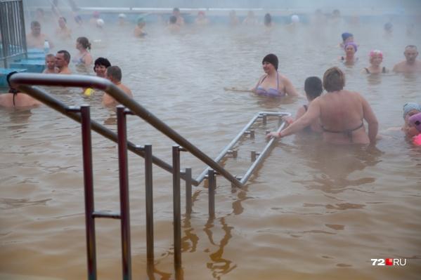 Тюменские горячие источники уже привлекают туристов из соседних регионов, похоже, власти решили эту тему продвигать на всю страну и даже мир