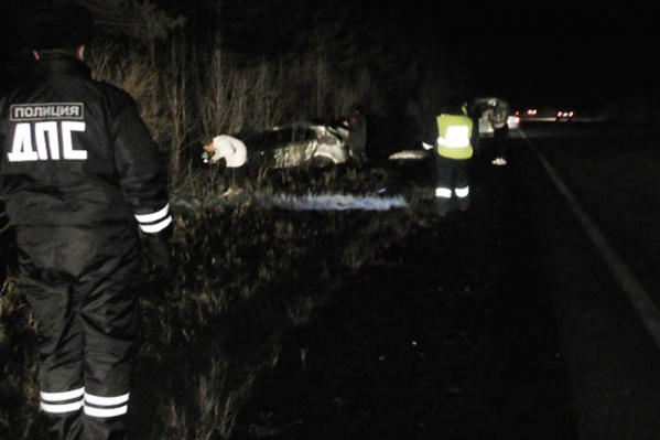 На месте происшествия водителя проверили на состояние опьянения, он оказался трезв