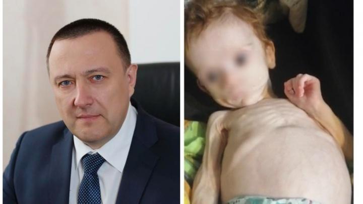 Мэр Карпинска пообещал помощь семье женщины, которая полгода держала в шкафу новорожденную дочь