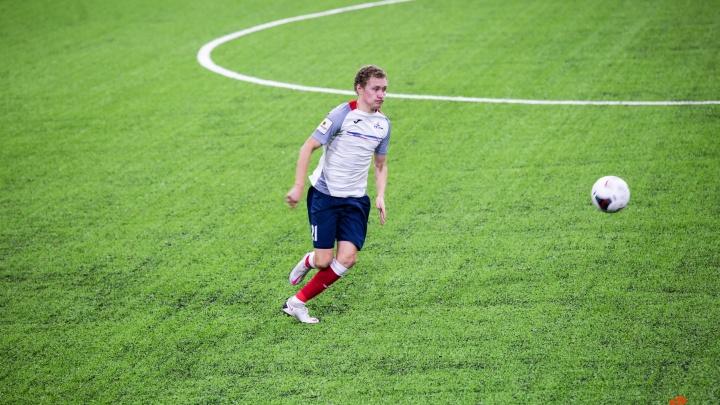 «Иртыш» сыграл вничью в Хабаровске, пропустив гол с пенальти